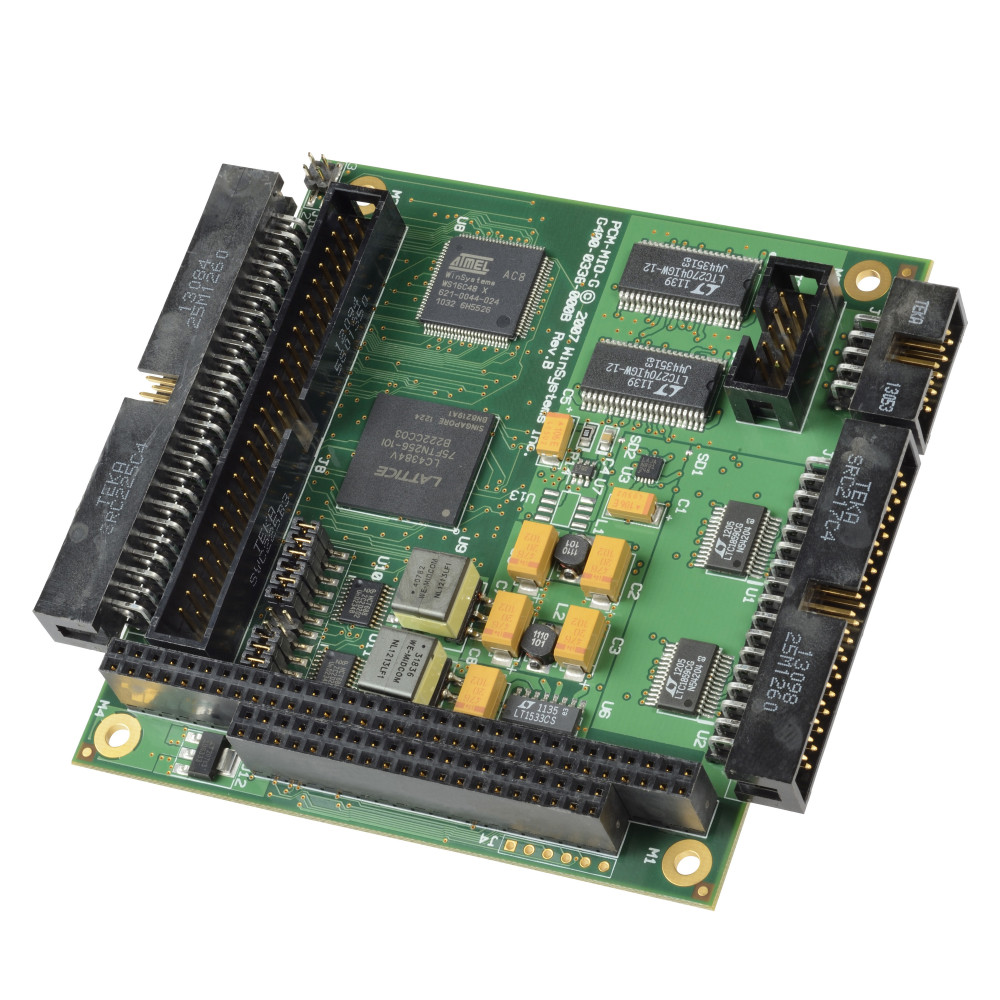 Pc 104 16 Adc 8 Dac And 48 Digital I O Winsystems Hardware Circuit Of Pcbased Data Logger Is Designed Around Analog Iso