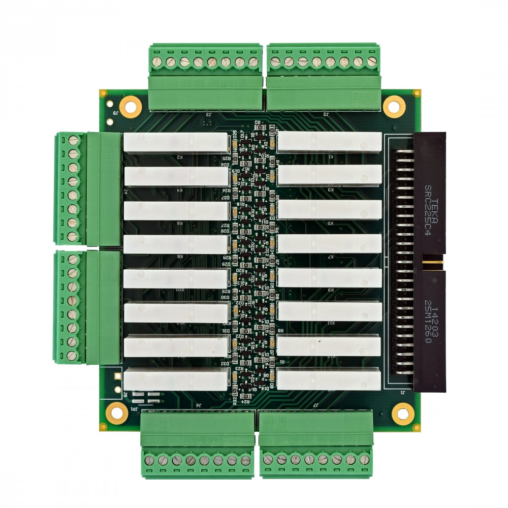 Industrial Pc 104 Relay Board 16 Spdt Relays Winsystems Solid State 5v