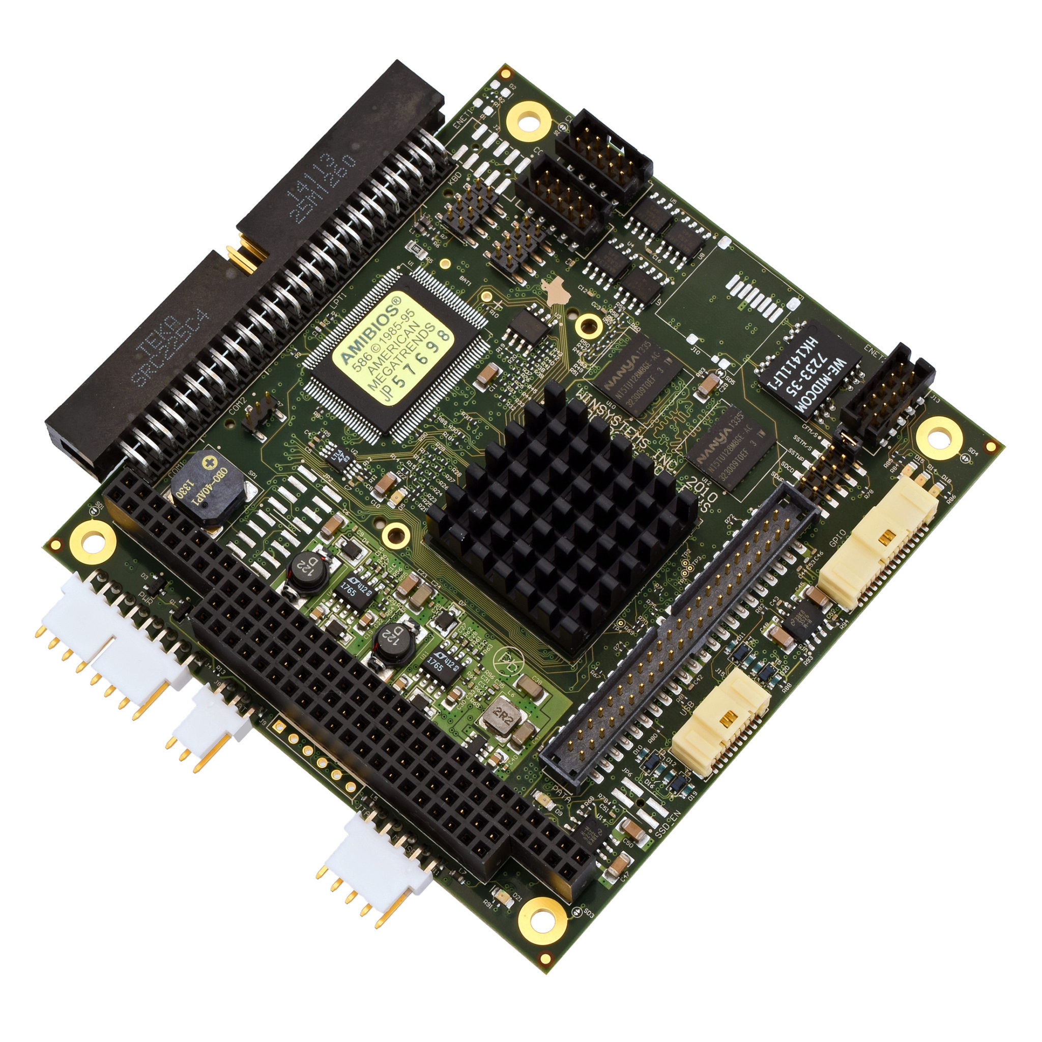 PC104 Computer - PC104 SBC Boards - PC104 Plus - WinSystems