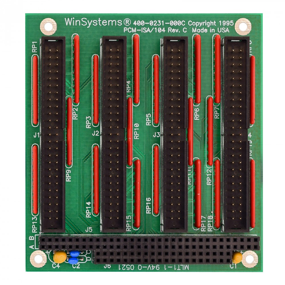 Pc 104 To Isa Adapter Winsystems