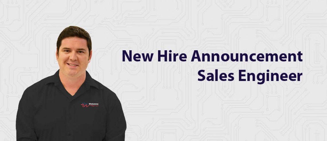 New Hire Announcement - Sales Engineer | WinSystems