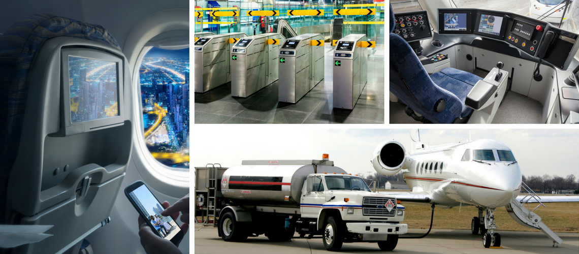 Embedded Systems for the Transportation industry