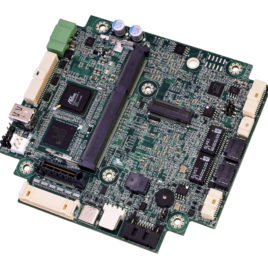 PC/104 OneBank Intel E3900 SBC with Dual Ethernet