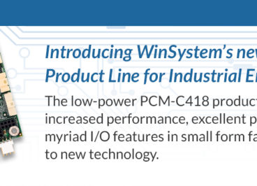 PCM-C418 Industrial SBC