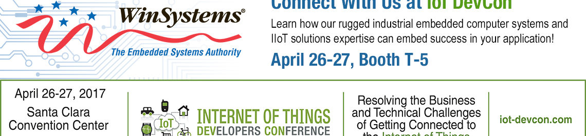 IoT Developers Conference 2017