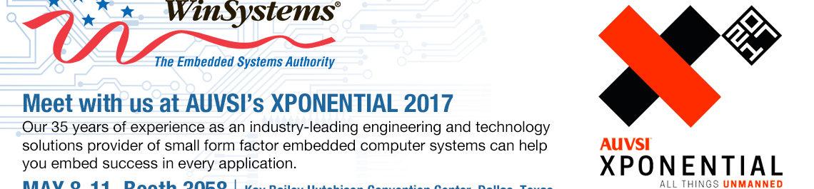 AUVSI EXPONENTIAL 2017