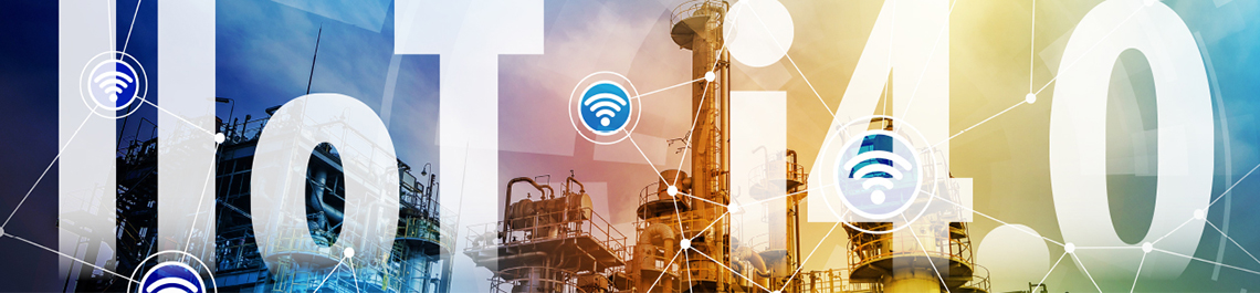Industry 4.0 and the industrial internet of things