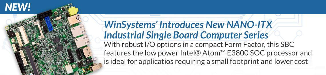 WINSYSTEMS NANO-ITX Industrial SBC