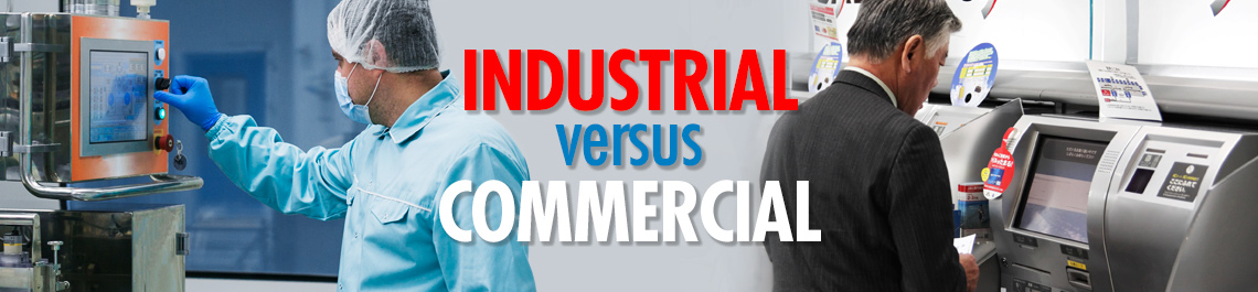 industrial vs commercial computers