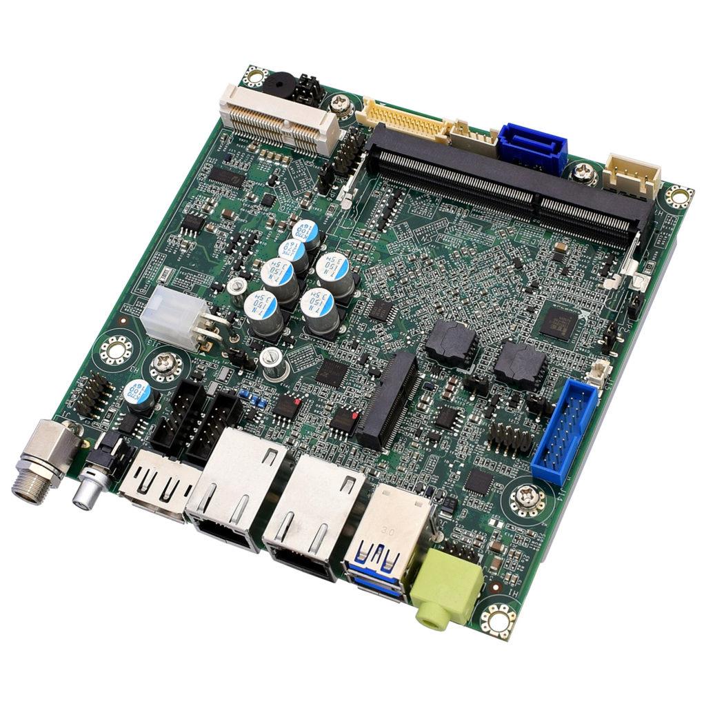 ITX-N-3900 - Apollo Lake NANO-ITX SBC Front View