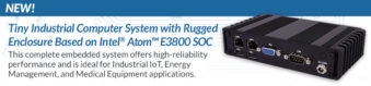 WinSystems SYS-ITX-P-3800 Embedded System