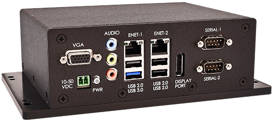 Industrial network switch