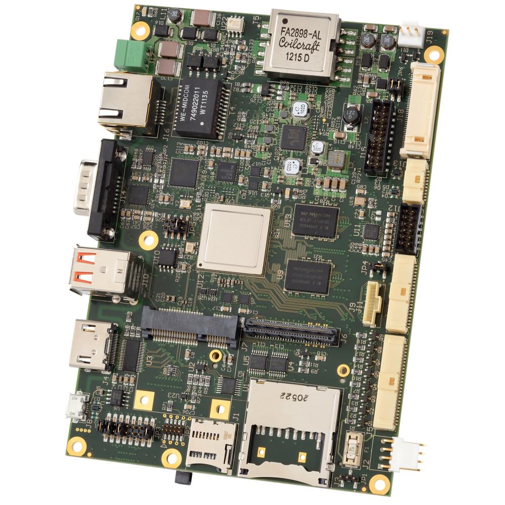 Single Board Computer SBC Quad Core 3.5 in