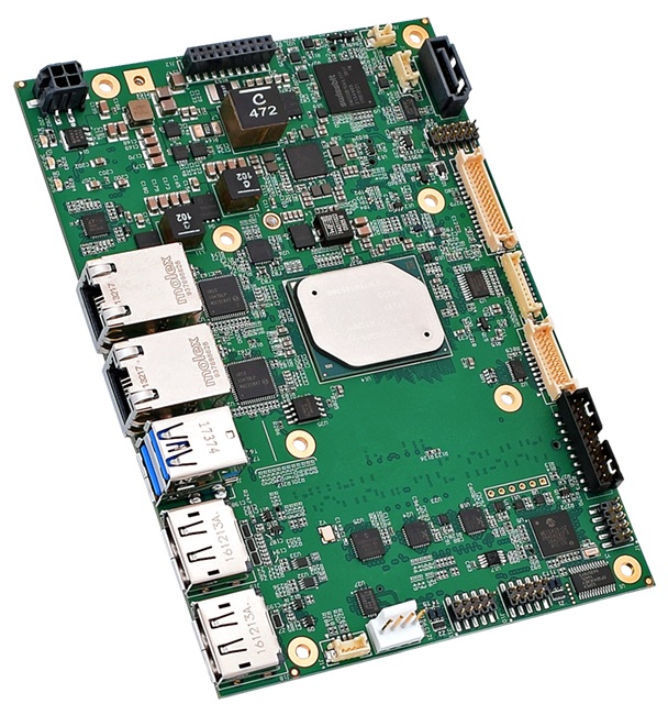 WINSYSTEMS Industrial E3900 SBC with Dual Ethernet, Multi-Display and Expansion