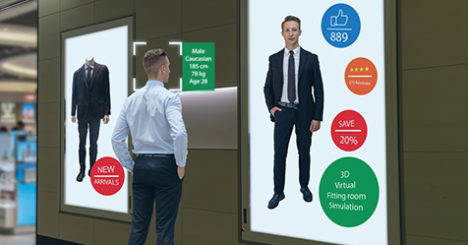 Industrial digital signage