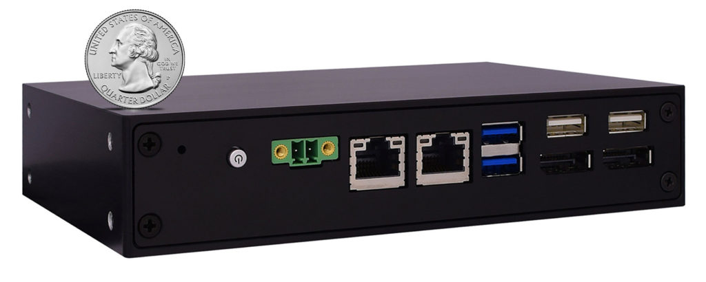Industrial Embedded Computer with Intel® Atom™ E3900 Processor