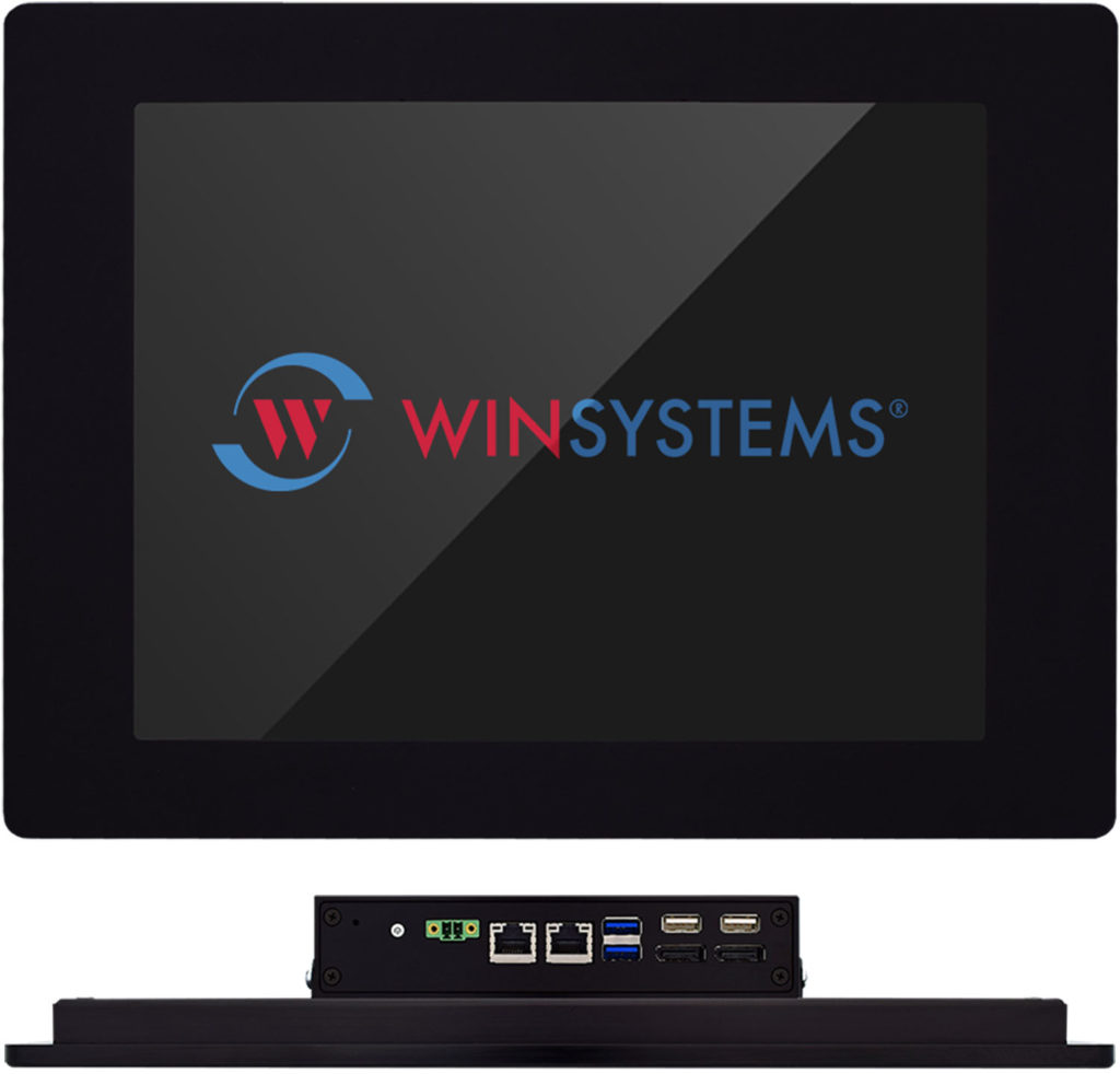 WINSYSTEMS PPC12-427 IP65-certified Panel PC