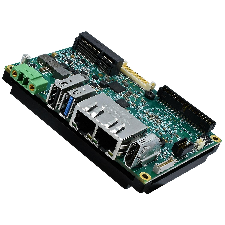 Pico-ITX Industrial SBC with NXP i.MX8M Applications Processor