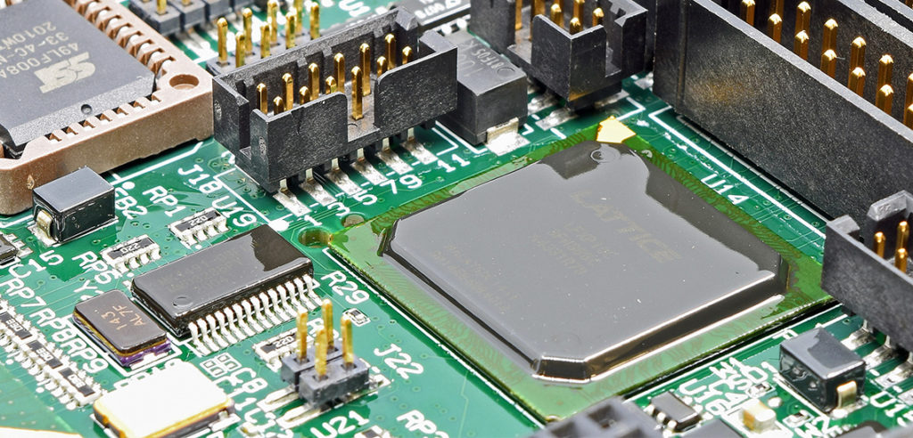 Conformal coated industrial SBC