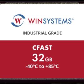 Industrial Grade CFAST Memory Cards