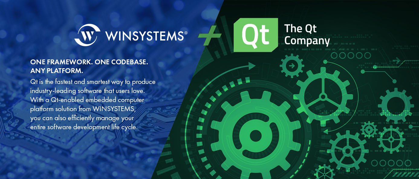 Qt-enabled Embedded Computer Systems