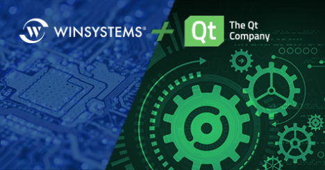 WINSYSTEMS and Qt Partnership